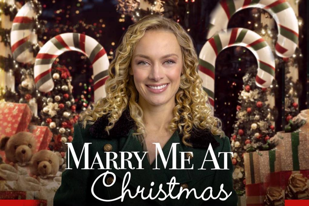 Marry Me At Christmas.Rachel Skarsten Official Website Marry Me At Christmas 2017